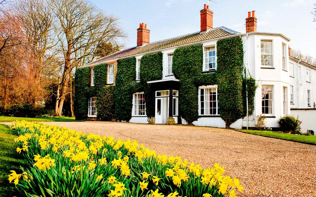 One Night Coastal Escape and Dinner for Two at The Grove, Norfolk