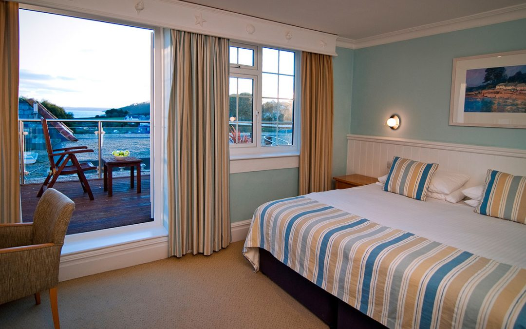 Two Night Cornish Coast Escape for Two at the St Michael's Hotel, Falmouth