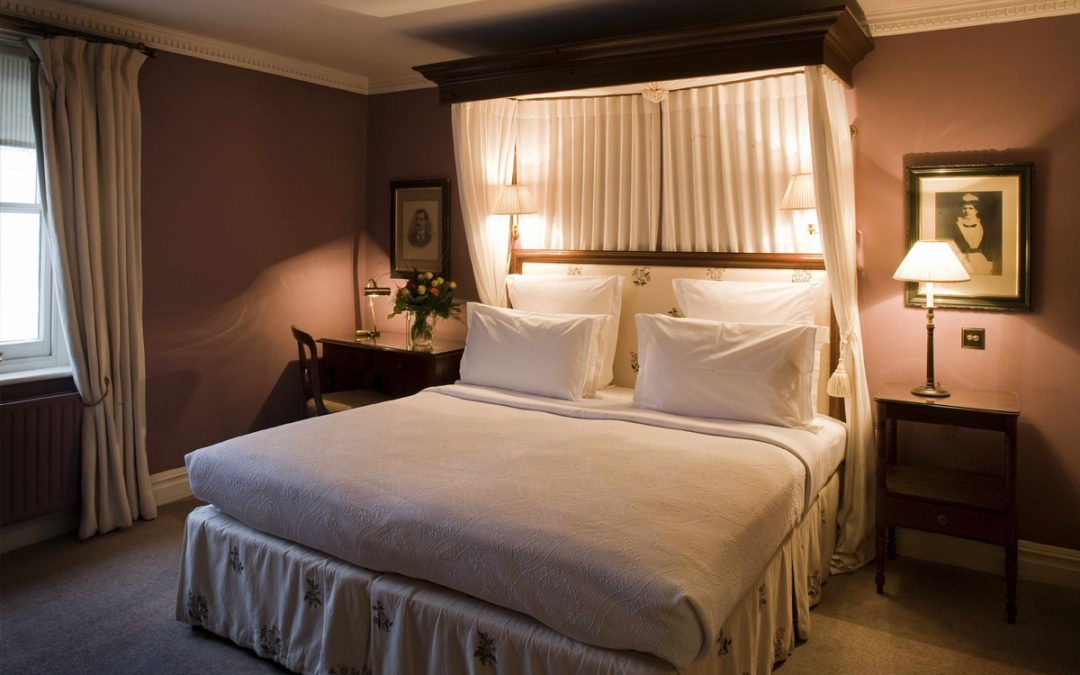 One Night London Escape for Two at The Cranley Hotel, Kensington