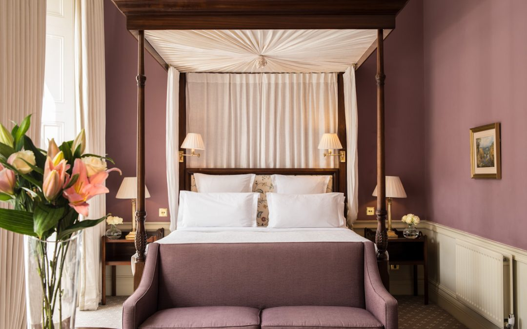 One Night London Escape with Dinner for Two at The Cranley Hotel, Kensington