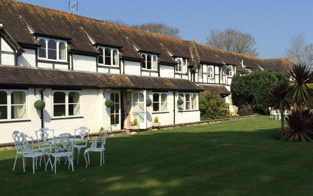 Two Night New Forest Escape with Dinner for Two at the South Lawn Hotel
