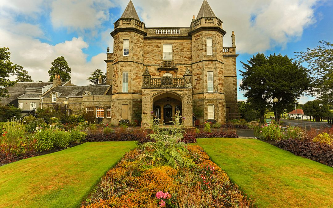 One Night Scottish Break for Two at the 4* Dalmahoy Hotel & Country Club, Edinburgh