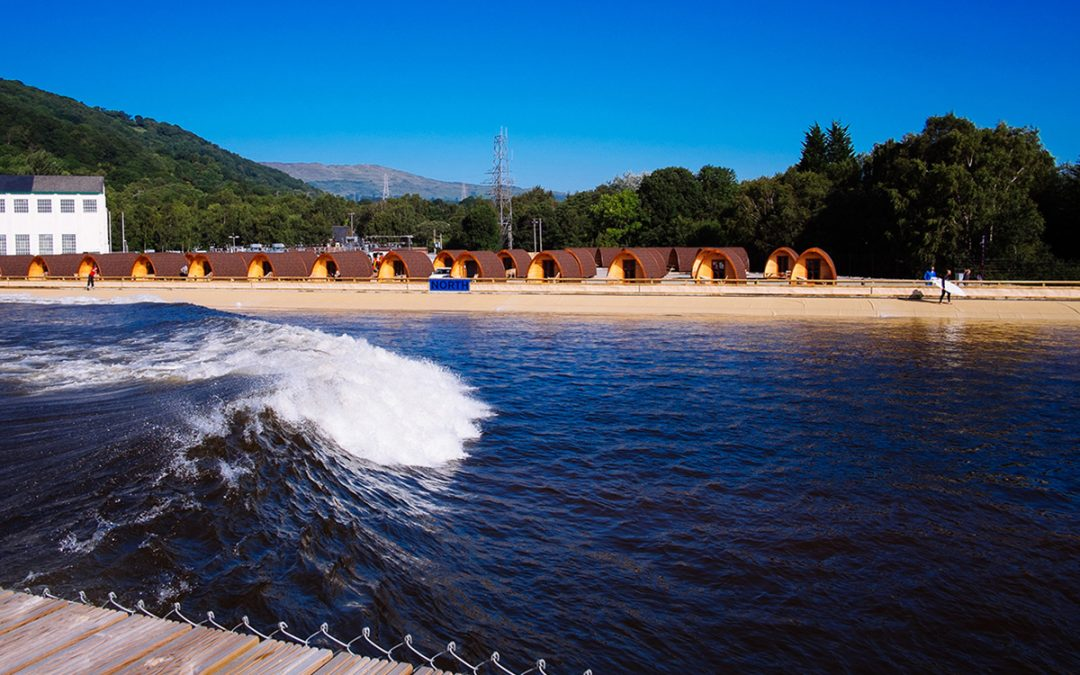One Night Surfing Break for Two at Surf Snowdonia Adventure Parc