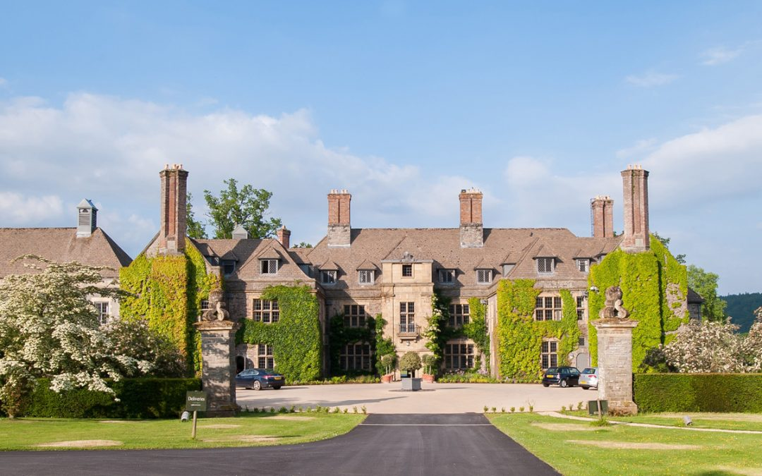 One Night Wye Valley Break for Two at 4* Llangoed Hall
