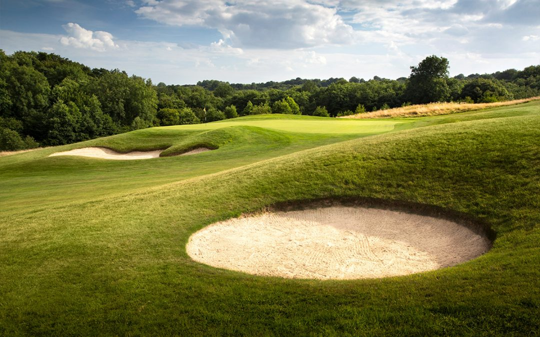 Round of Golf on the Ian Woosnam Course at Dale Hill