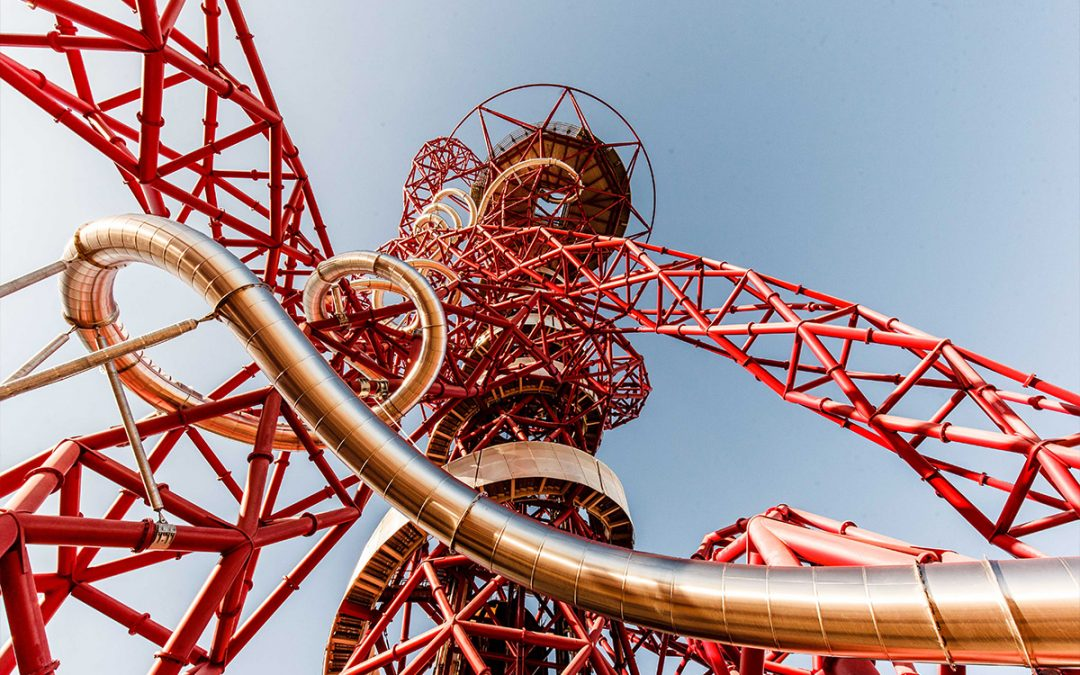 The Slide at The ArcelorMittal Orbit – Family Ticket