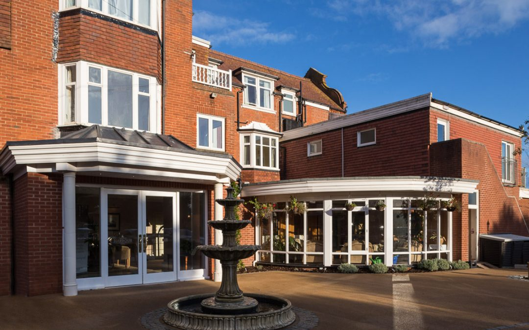 Two Night Coastal Escape for Two at Sidmouth Harbour Hotel
