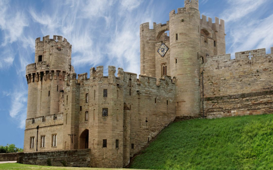 Visit to Warwick Castle with Meal for Two