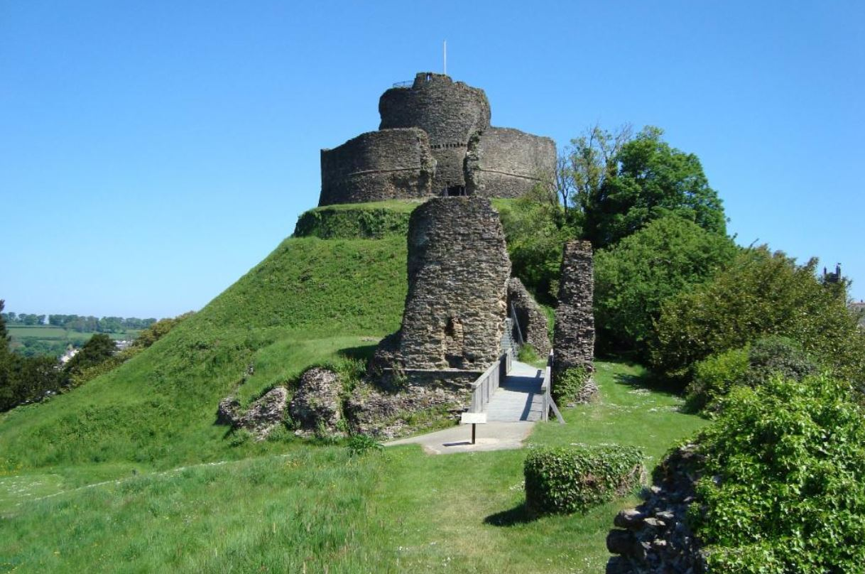 Summer-Holidays-Launceston-Cornwall-UK