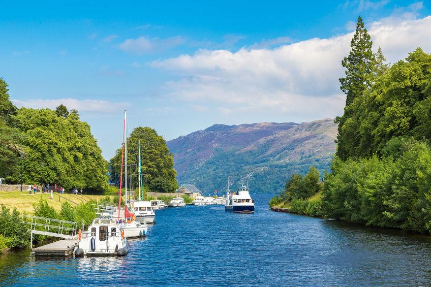 Summer-Holidays-Fort Augustus-Scotland