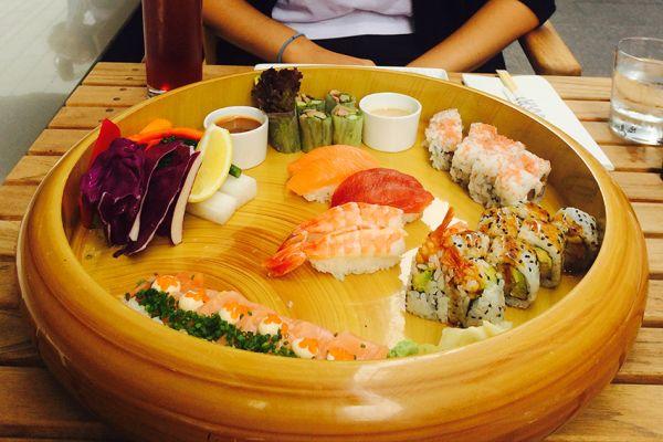 Sticks'n'Sushi – Sushi heaven