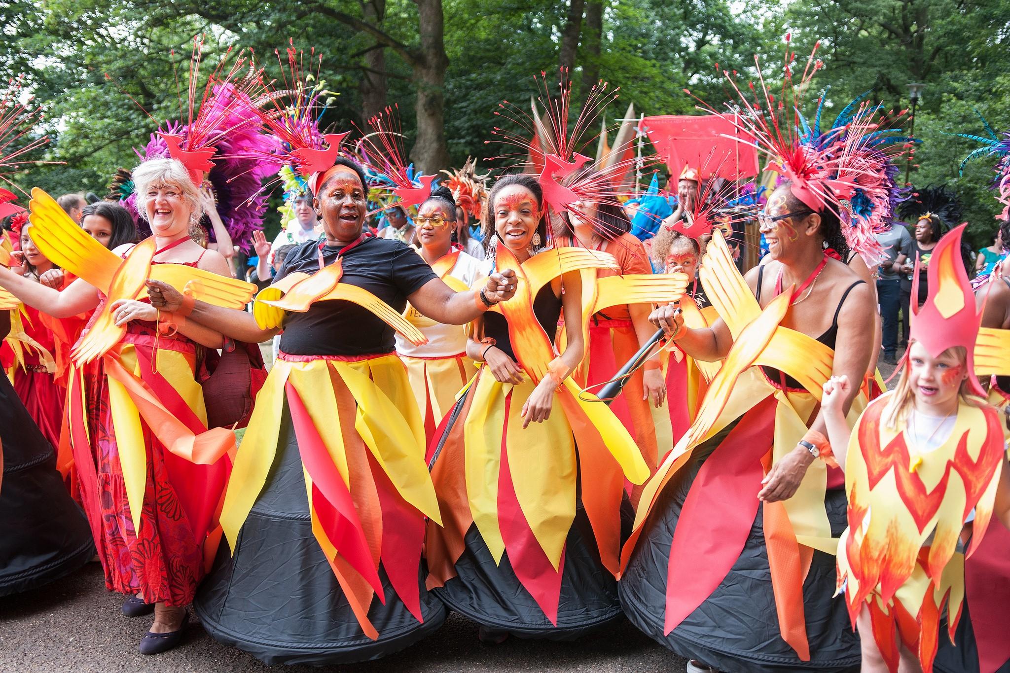 UK-Carnivals-Sheffield-Carnival-South-Yorkshire