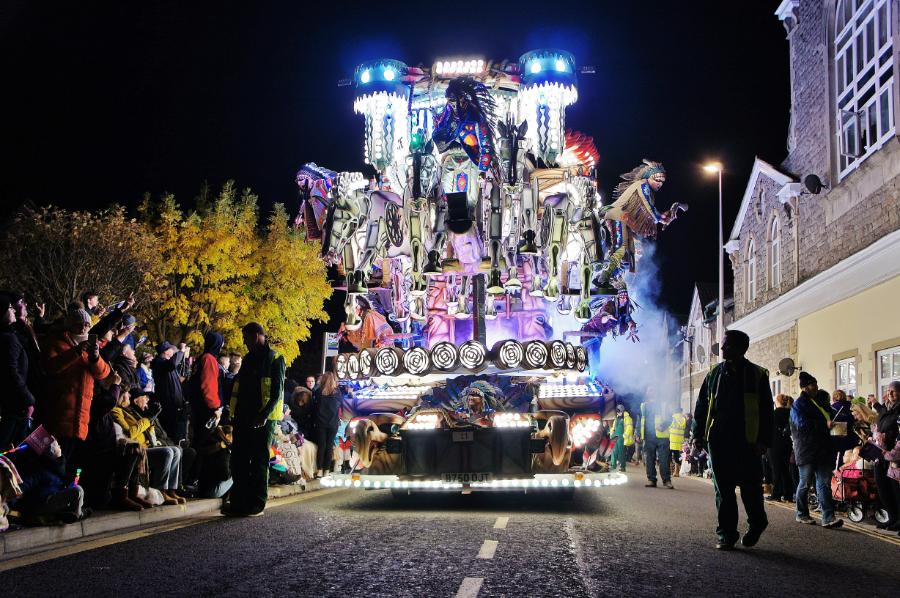 UK-Carnivals-Weston-super-Mare