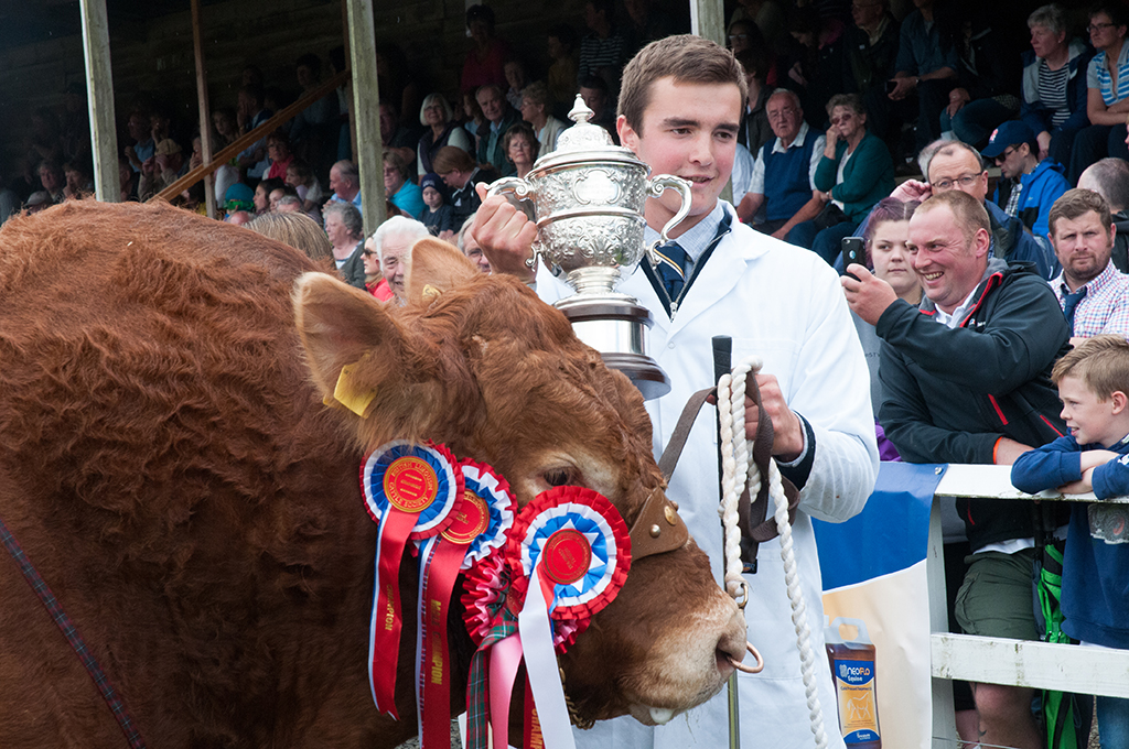 UK-Events-August-Turriff-Show
