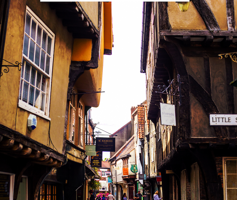 A weekend travel guide to York, UK