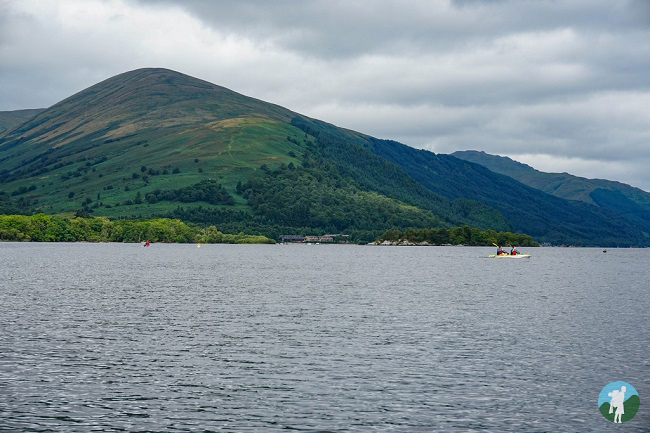speedboat loch lomond