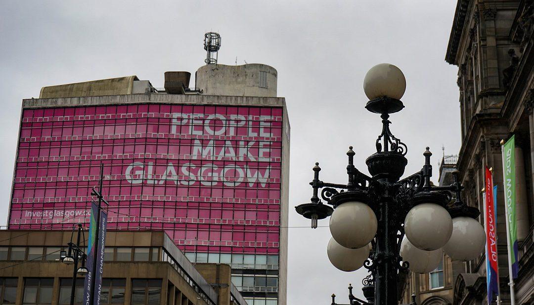 The 2018 Euros in Glasgow!