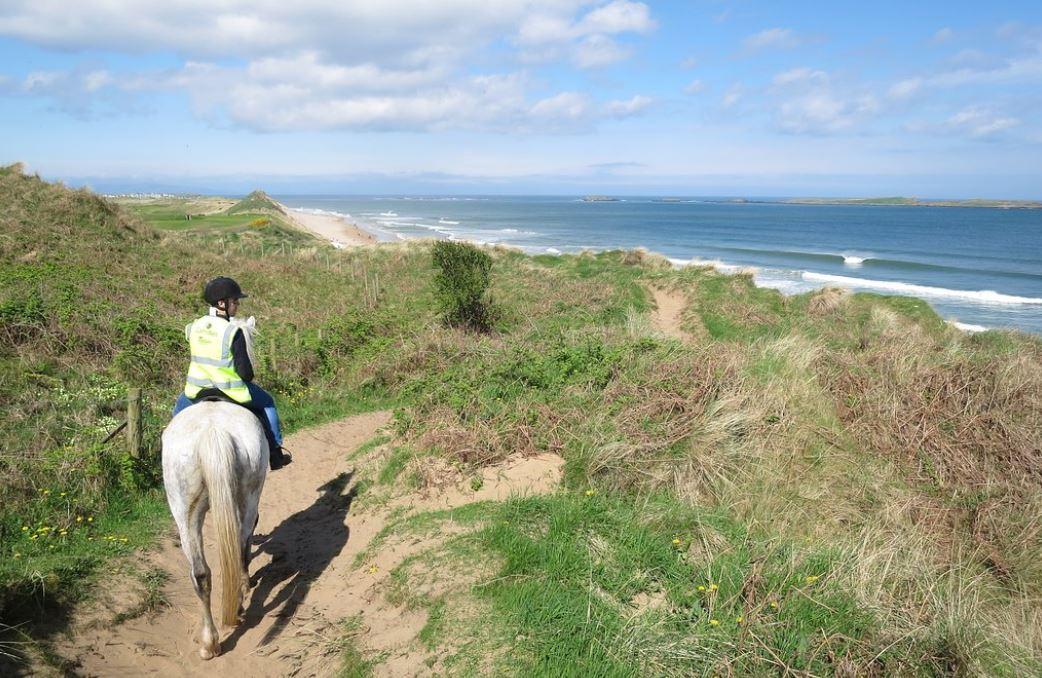 Horse-Riding-Destinations-County-Antrim-Northern-Ireland