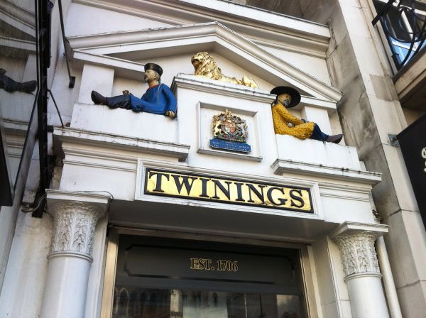 Twinings Tea Shop and Museum – A spot of tea