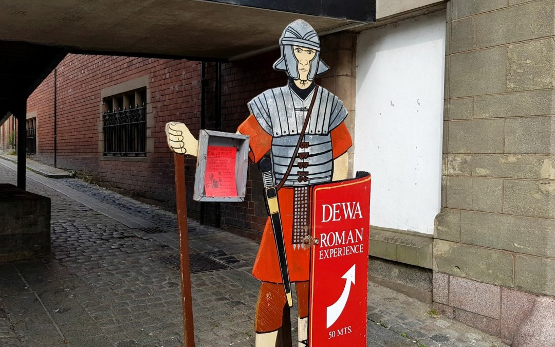 Dewa Roman Experience – Roman Chester with kids