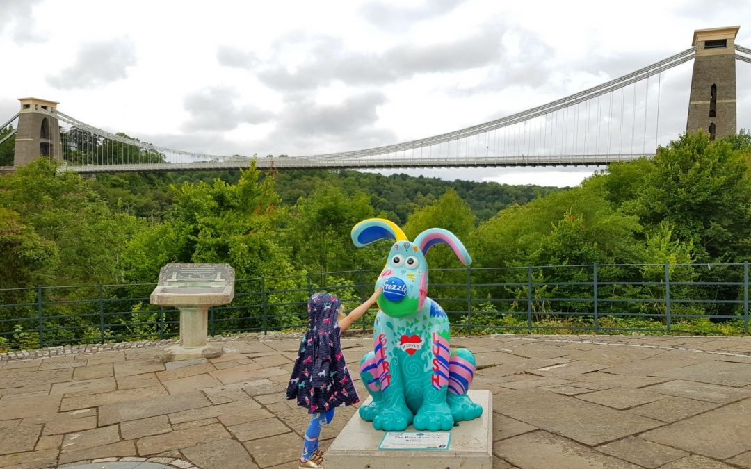 Gromit Unleashed 2 trail, Bristol – a grand day out with kids