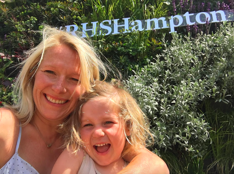 Is Hampton Court Palace Flower Show Child Friendly?