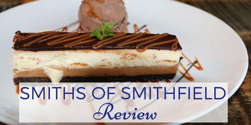 Smiths of Smithfield Farringdon Review
