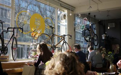 Look Mum No Hands – Quirky, cozy café