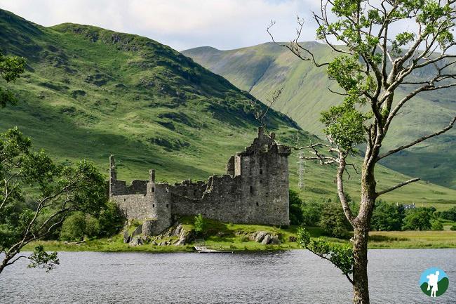 kilchurn castle glasgow day trip