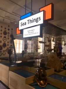 National Maritime Museum - Sea Things