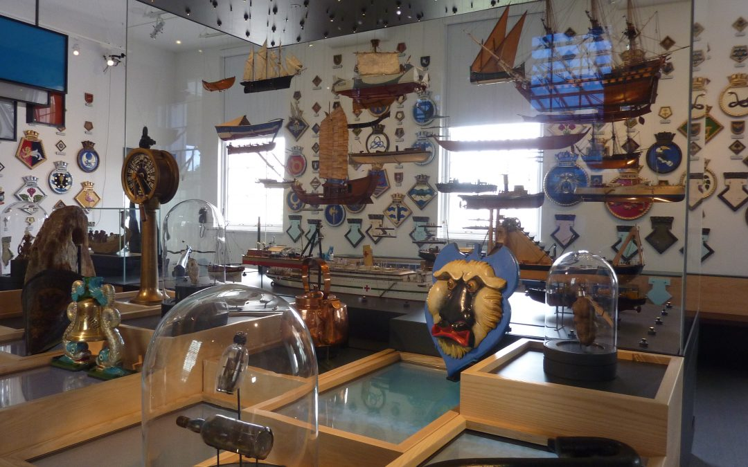 Laura's London: Four New Permanent Galleries at the National Maritime Museum – Here's Our First Look!