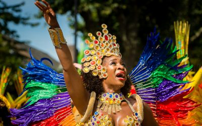 A slice of Notting Hill Carnival is coming to King's Cross next week