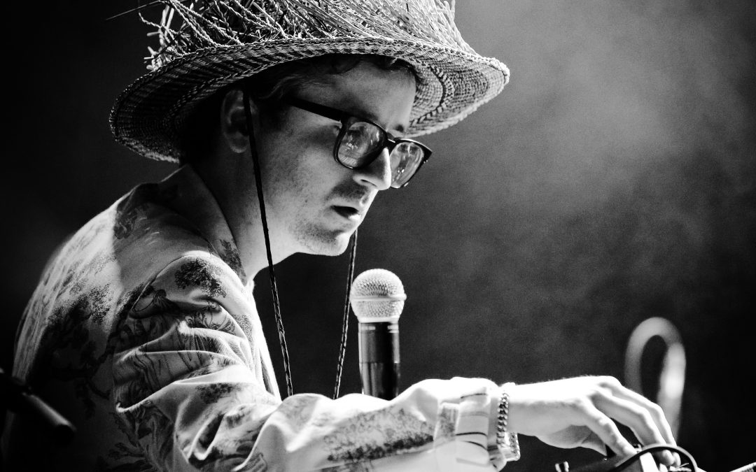 Hot Chip's Alexis Taylor to DJ at Time Out 50