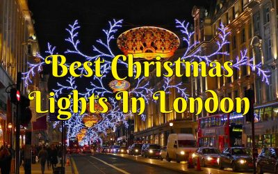 The 10 Best Christmas Lights in London