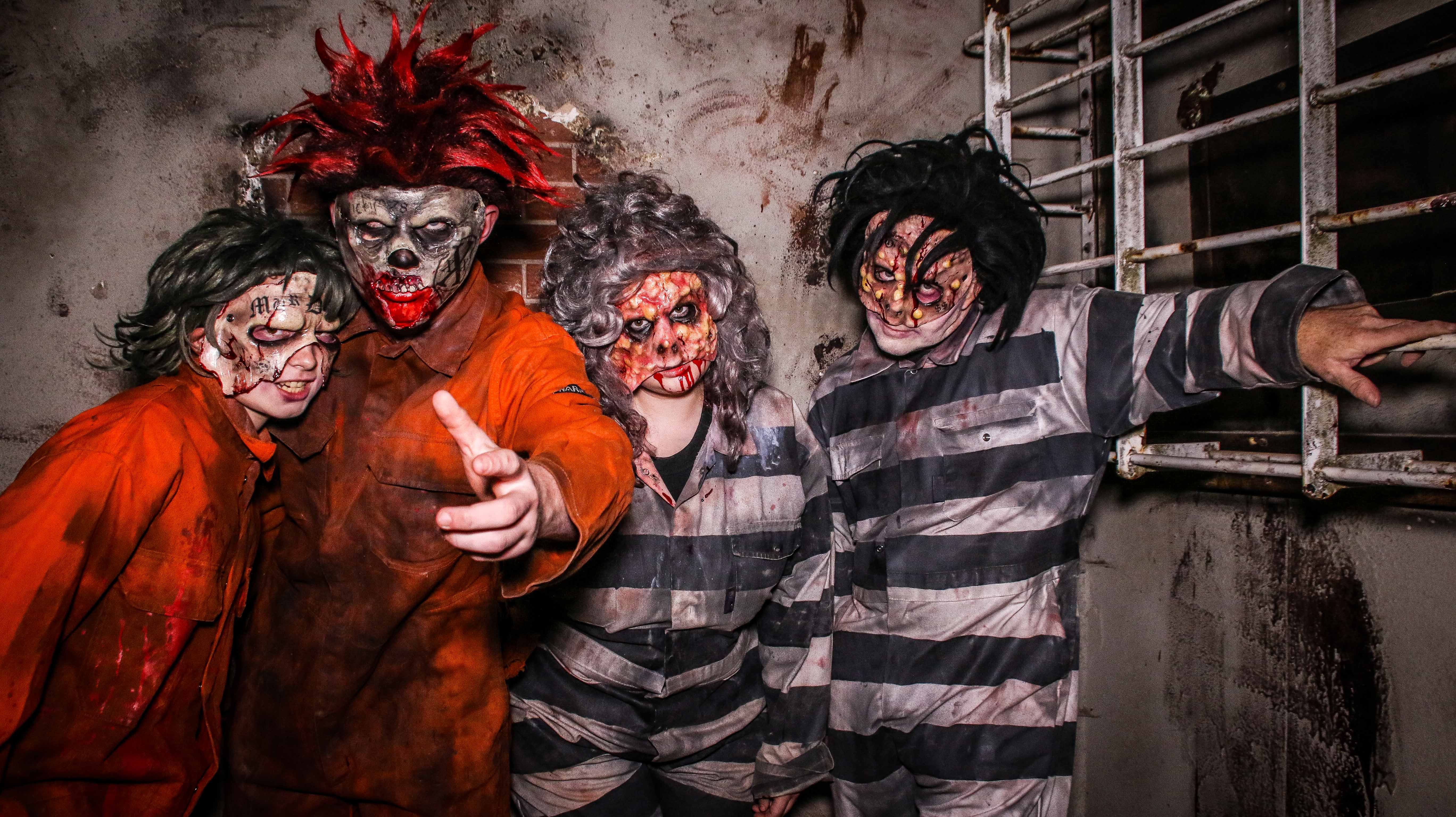 Halloween-Events-UK-Xtreme-Scream-Park -Leicestershire