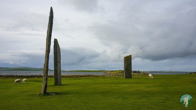 orkney day trips standing stones stenness