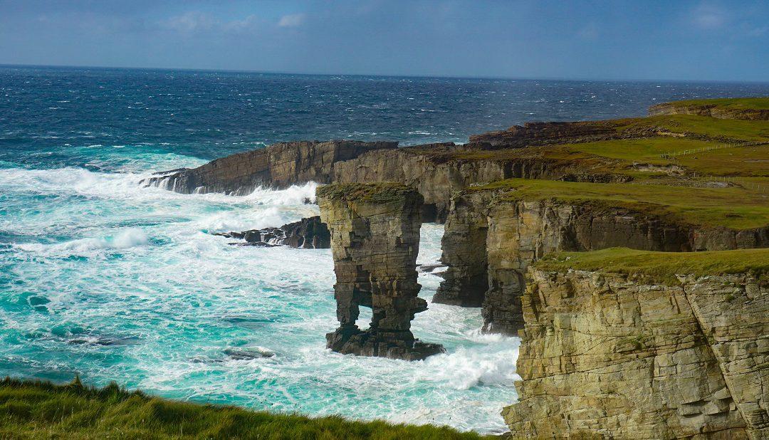 Island Hopping in Fabulous Orkney