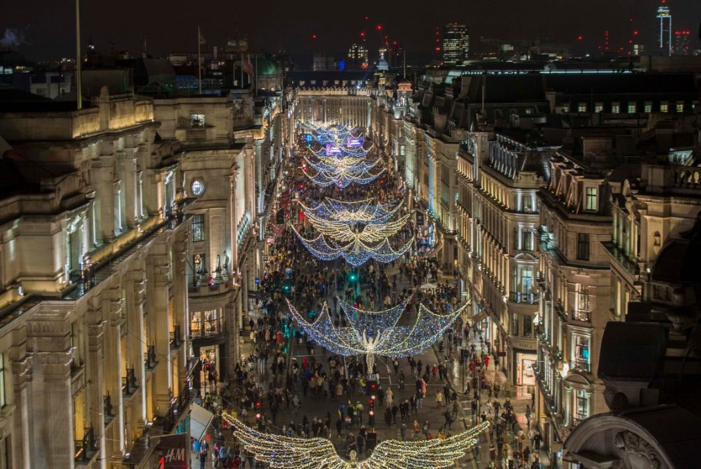 London Alert: Regent Street Christmas Light Switch-on Date Announced – November 15th
