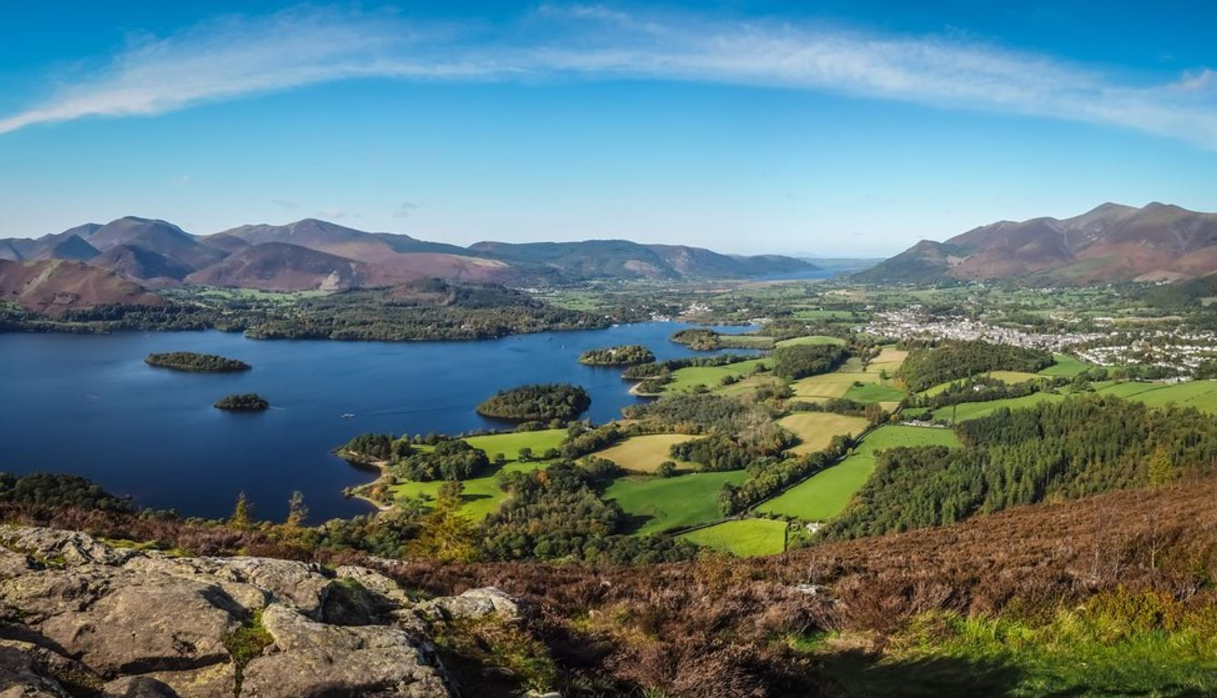 Dog-Friendly-Holiday-Destinations-Keswick-Cumbria-UK