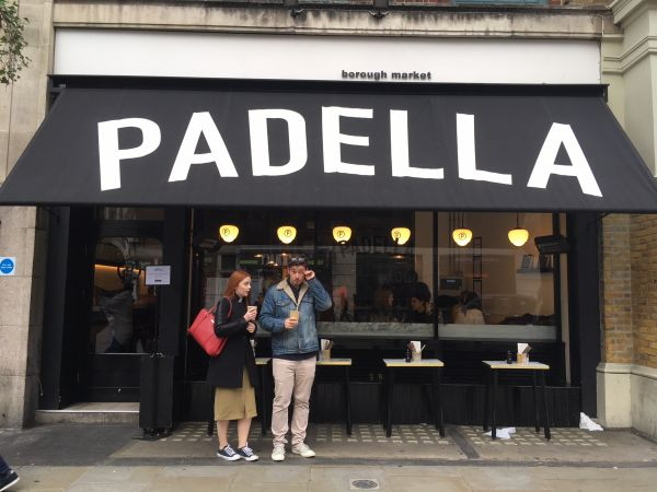 Padella – Best pasta in town
