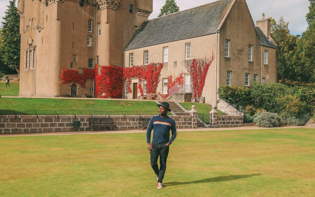 Taking A Step Back Into Ancient Scotland At Crathes Castle