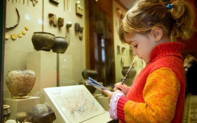 Top tips for London museums with toddlers and kids