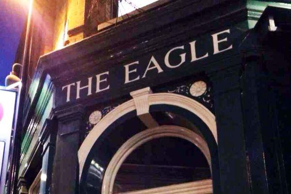The Eagle – Britain's first gastropub