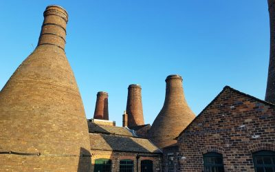 Hands-on pottery history: exploring Stoke-on-Trent with kids