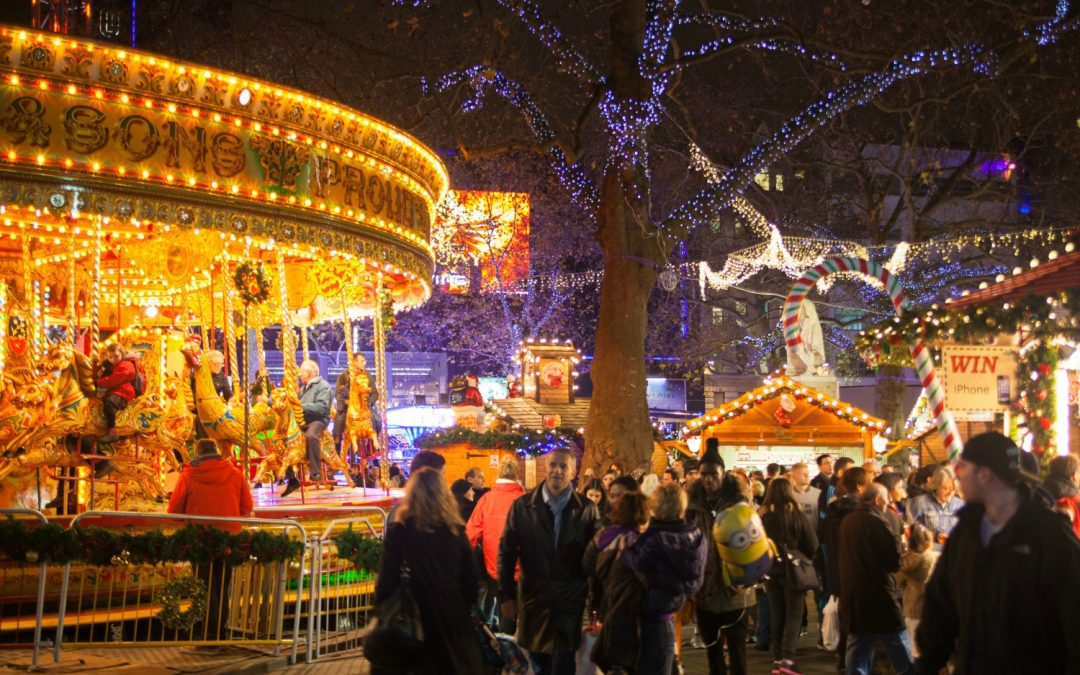The best Christmas markets in London with kids
