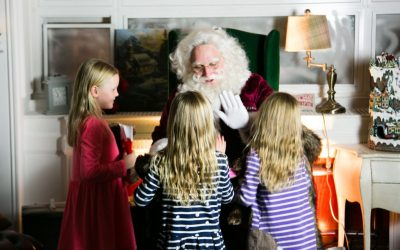 The Best Places to see Santa near you this year!