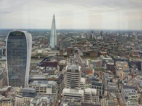 Vertigo 42 – Sky-high views of the capital