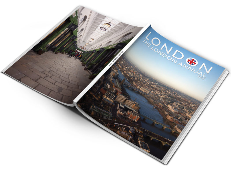 London Alert: Announcing the 2019 London Annual Guide to London in 2019 – Pre-orders Now Open
