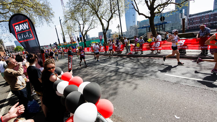 The 2018 London Marathon