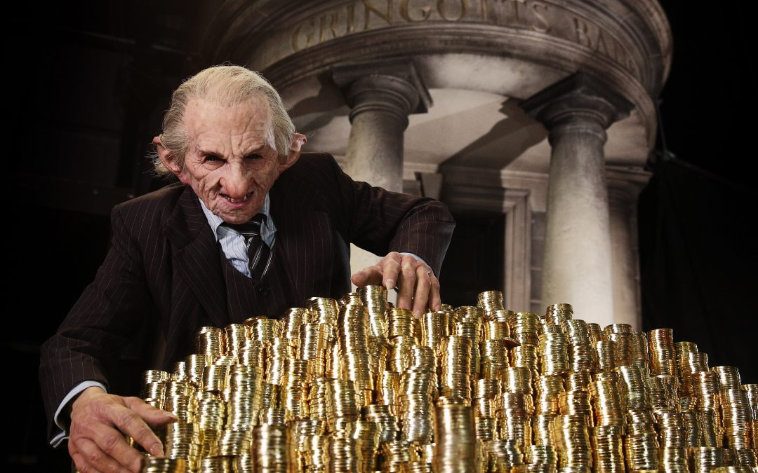 Harry Potter News: Gringotts Bank Coming to the Harry Potter Studio Tour in April